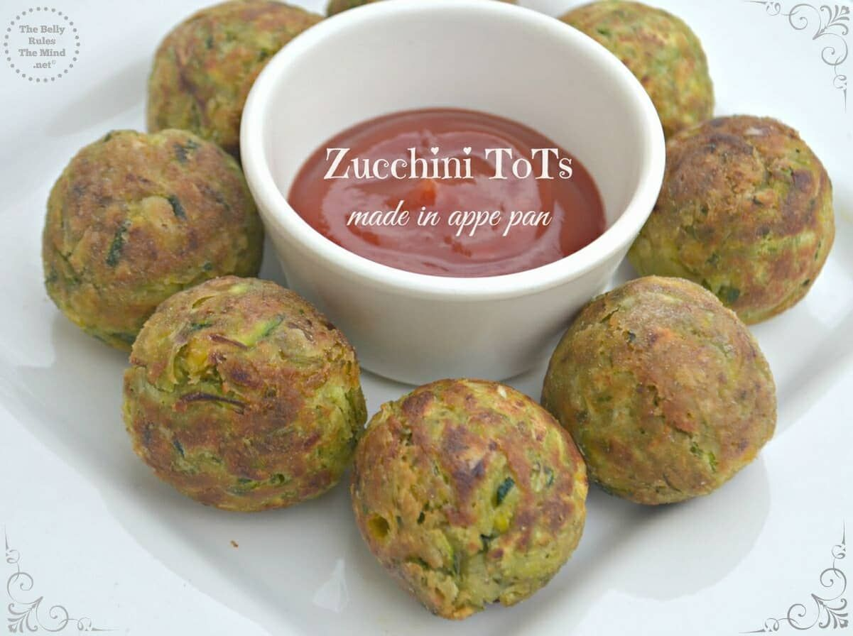 Zucchini Tots Recipe Zucchini tots, Zucchini, Cooking