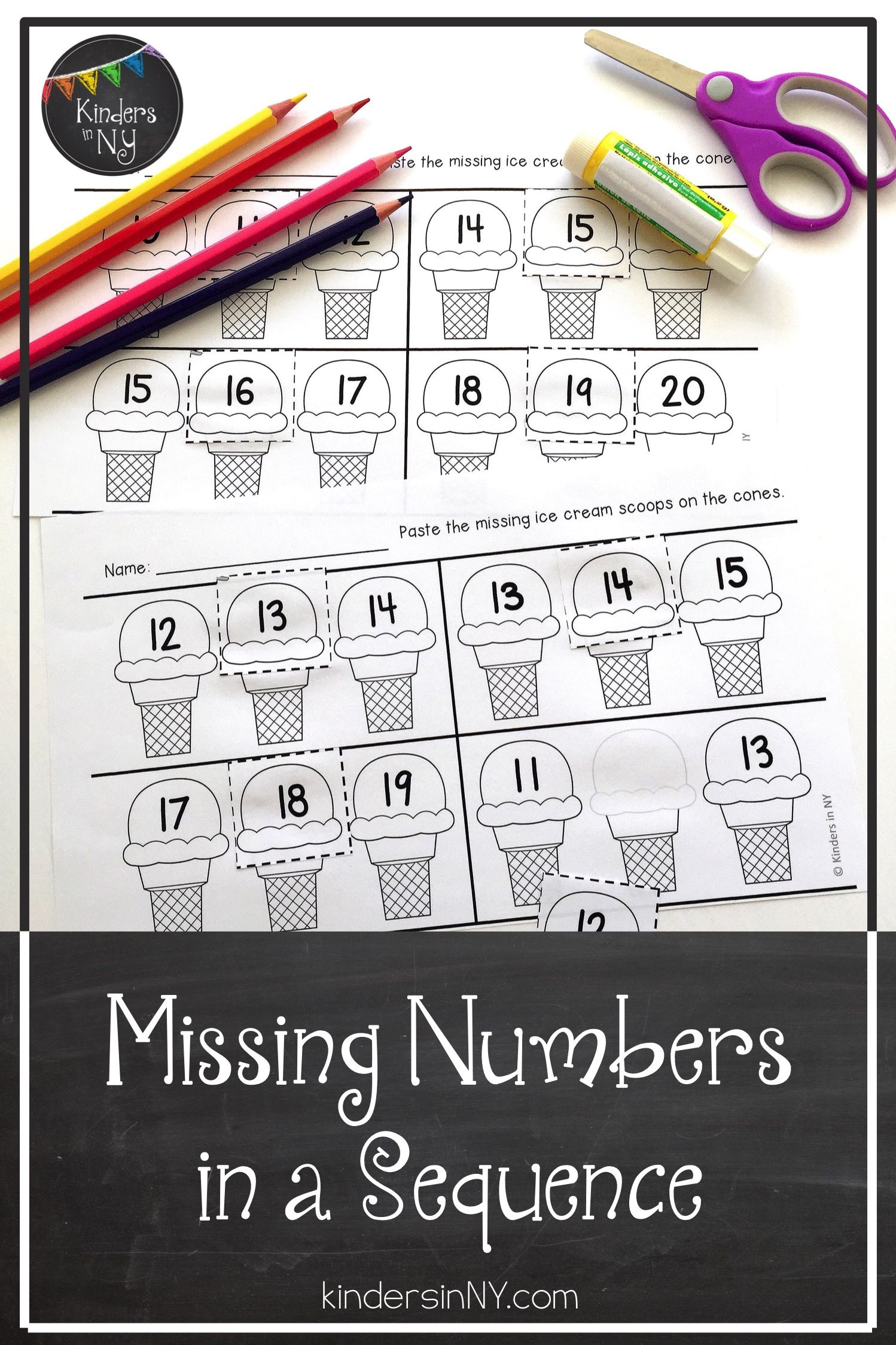 Missing Numbers In A Sequence 1 10 And 10 20 Common