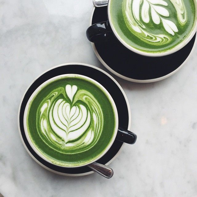youngxable:Tea dates back on with @melissahallnyc, lovely to catch up and thanks @chalaitnyc, we've been waiting to try your #matchalatte! (at CHALAIT)