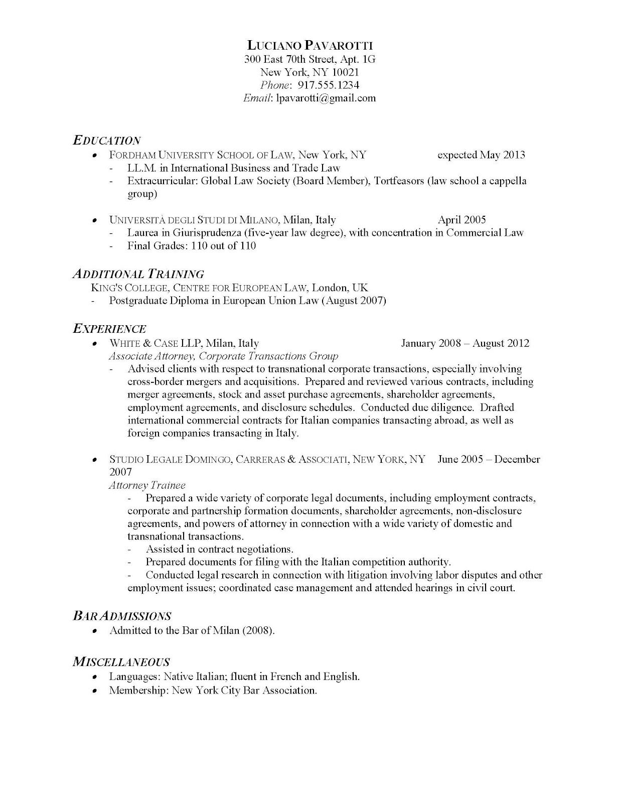 More Sample Resume Format For Teacher Job Pdf Gallery Cashier