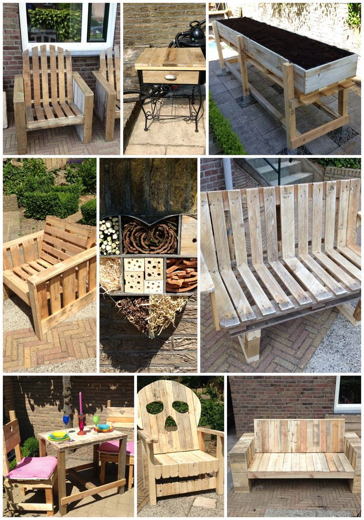Things Made From Skids All Things Pallets I Made Diy Pallets