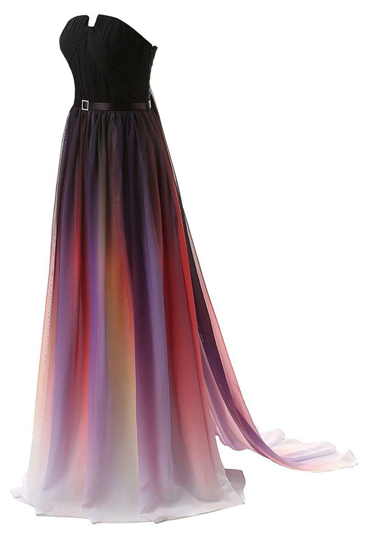 Eudolah Damen Abendkleider Partykleider Geburtstagkleider Prom Kleid ...