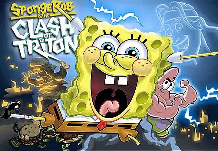 تحميل لعبة سبونج بوب للكمبيوتر والاندرويد من ميديا فاير اليكم Spongebob The Clash Of Trtion افضل النسخ الموجودة من العاب س Gaming Computer Spongebob Vault Boy