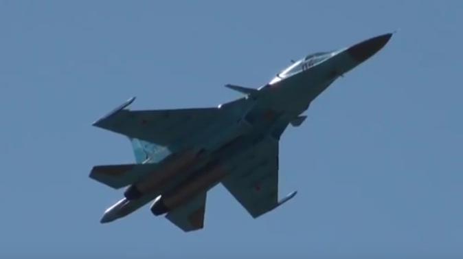Die Luftschläge der russischen Luftwaffe in Syrien gegen Stellungen…