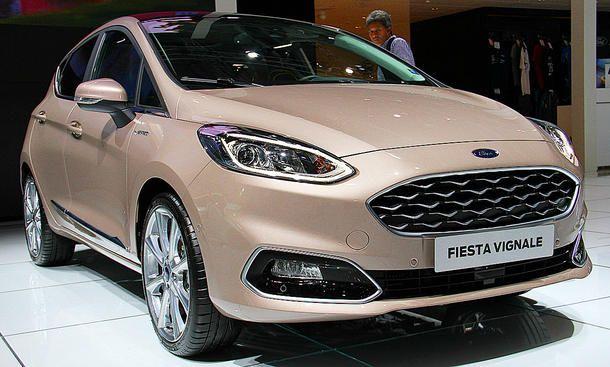 Ford Fiesta 2017 Preis Technische Daten Ford Neue Autos Autozeitung