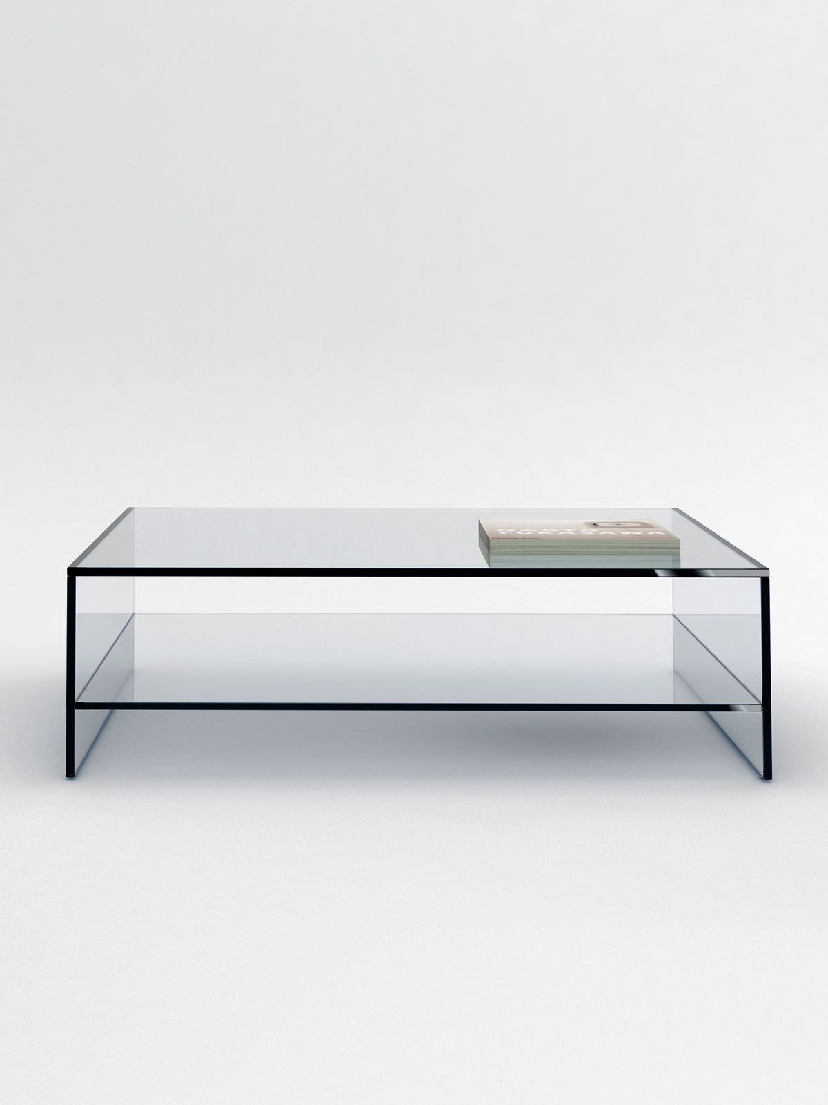 Glass Coffee Table With Shelf Coffee Tables Made To Order - Round glass coffee table with shelf
