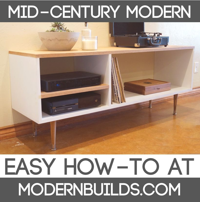 Consolejpg Plywood Garage Pinterest Modern console tables