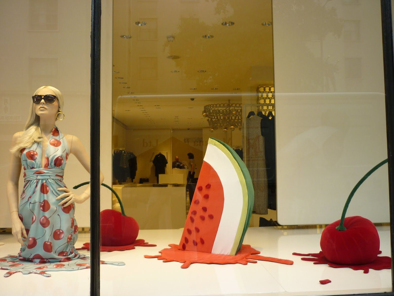 Visual Merchandising Display Project - Lessons - Tes Teach