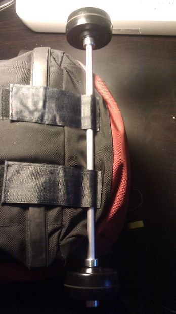 Add Detachable Wheels To Duffle Bags Good For Those Who Don T Travel Enough Justify Ing A New Wheelie Suitcase Or Duffel Bag
