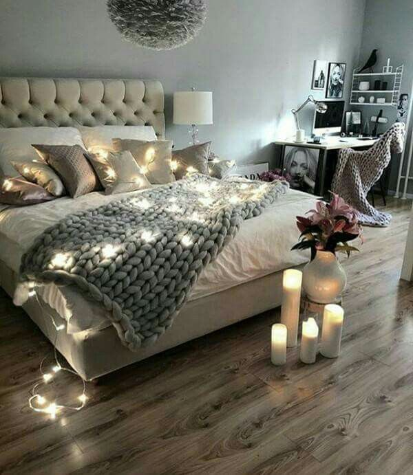 Bedroom Chambre A Coucher Cocooning Deco Chambre Cosy Deco