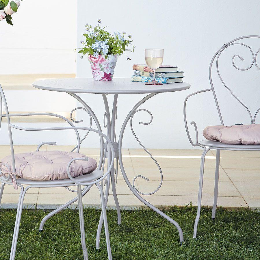 Blooma Flores Ferforje Masa Beyaz Ko Ta Chairs Pinterest  # Tabl Ferforge Modele