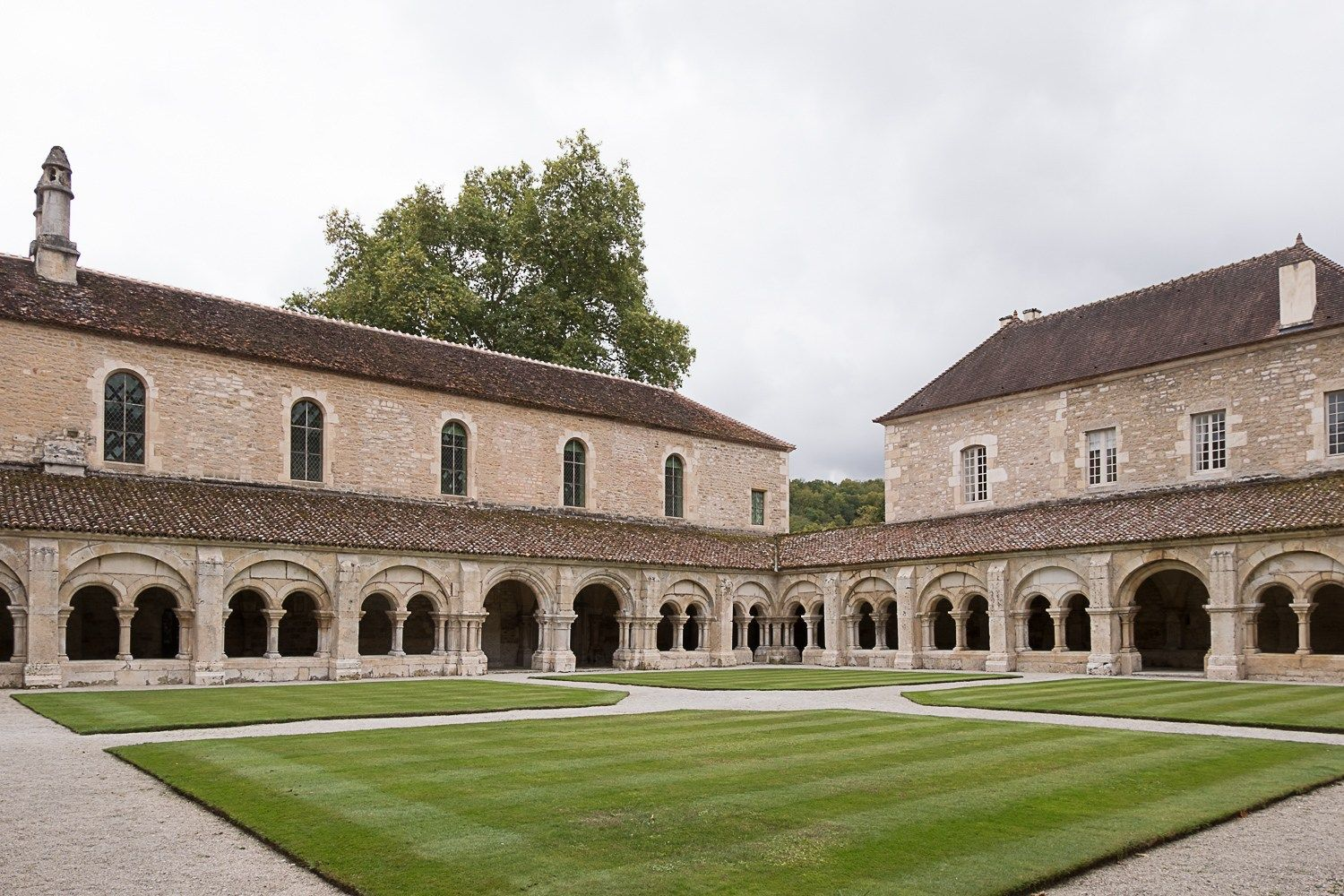 Image result for Fontenay Abbey