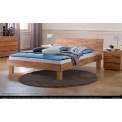 Photo of Futon bed / solid wood bed pine solid wood solid nut colors A10, incl. Slatted frame – dimensions 140 x