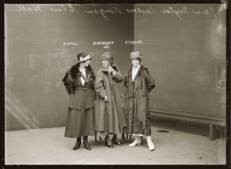 1920s Fashion Through The Lens Of Police Mugshots Mug Shots City Of Shadows Portrait