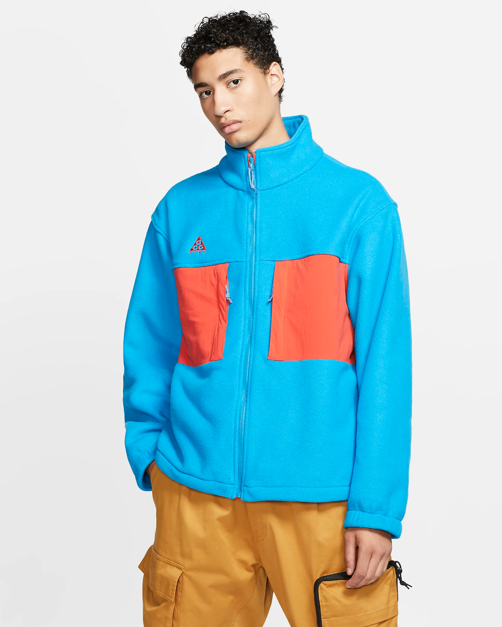 nike fleece acg