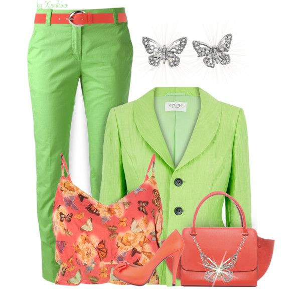 """104. Fell in love with a butterfly"" by xiandrina on Polyvore"