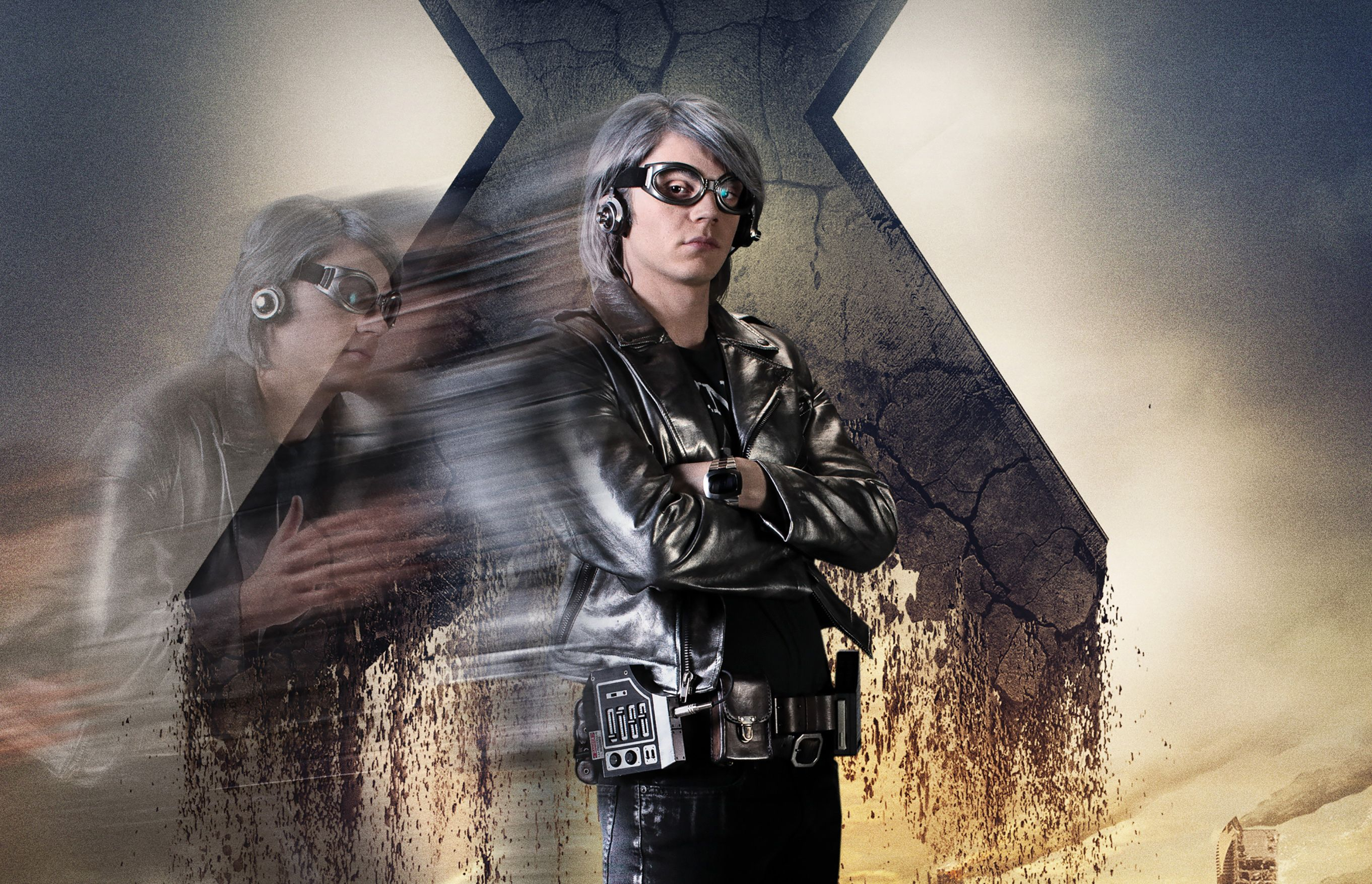 xmen days of future past quicksilver wallpaper movie