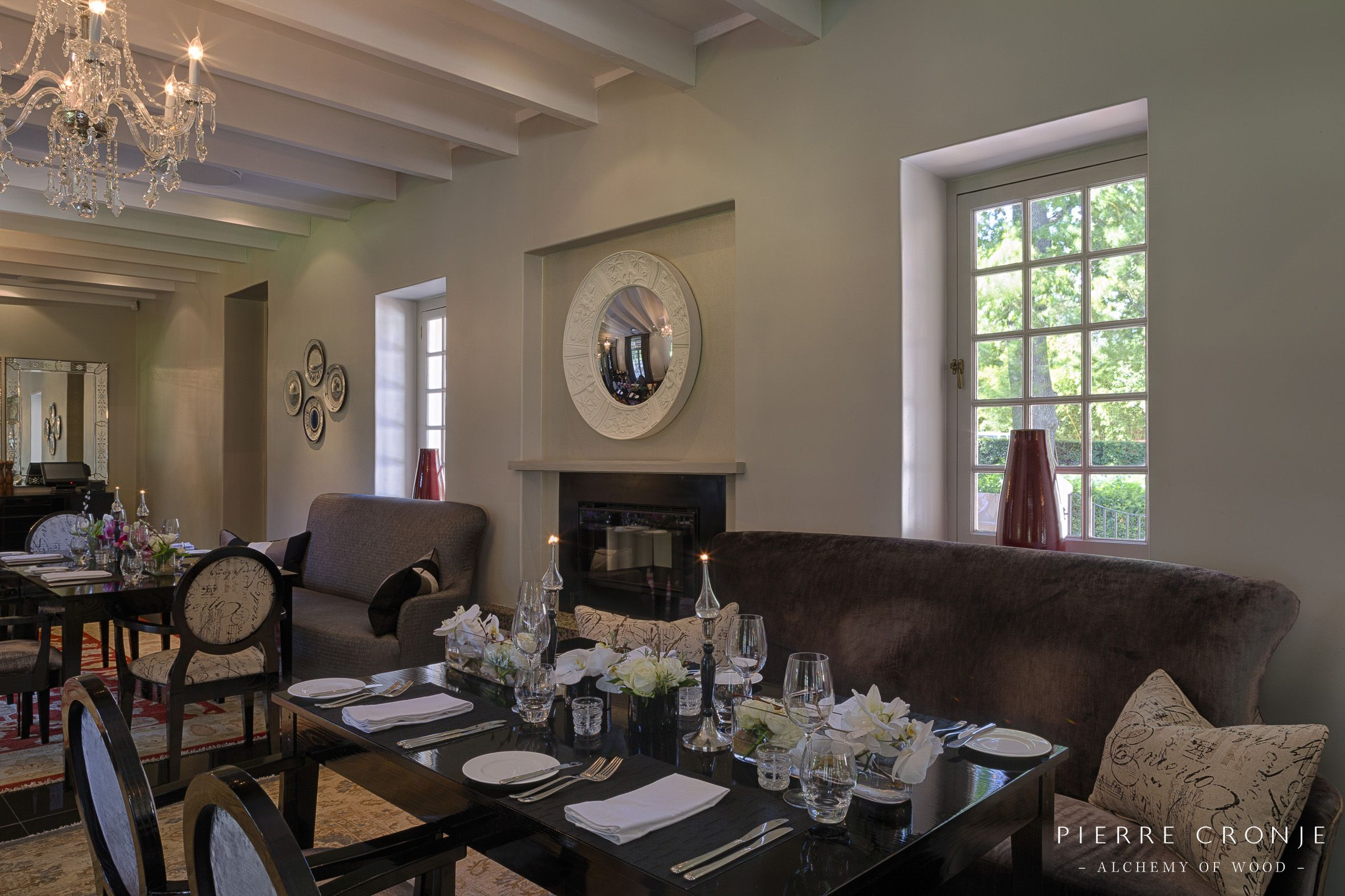 Pierre Cronje Home Fine Furniture Interior Design Furnishings