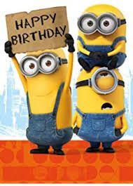 Fur Dich Die Minions Zum Geburtstag Minions Geburtstag