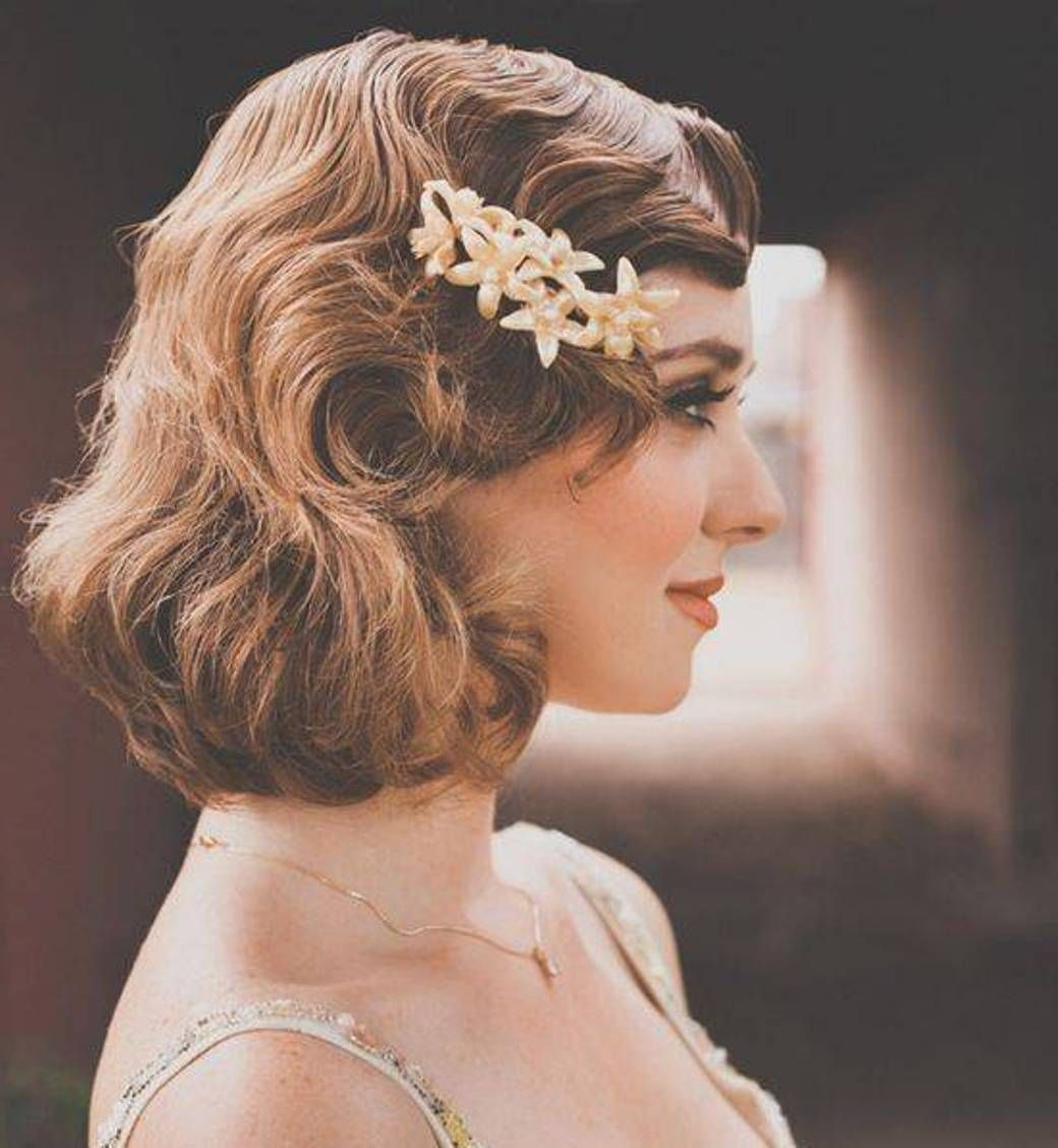 finger curl medium length best bridal hairstyles 2013 - medium