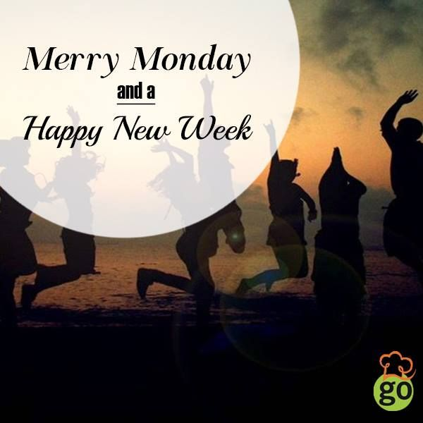 Let's start the #week with a positive attitude.  Happy Monday