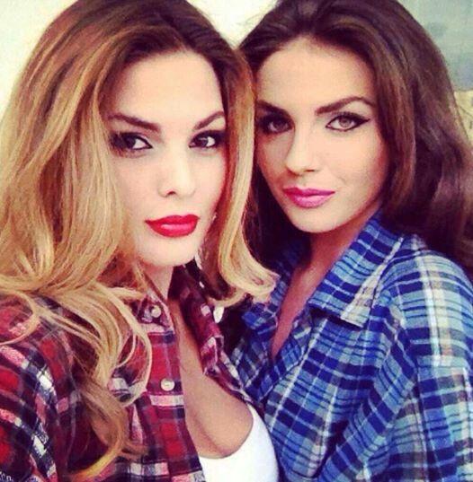 Argjentina dhe Beatrix Ramosaj #Motrat Ramosaj