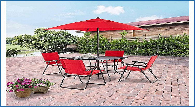 New Red Patio Umbrella Walmart - New Red Patio Umbrella Walmart Patio Umbrellas, Patios And Walmart