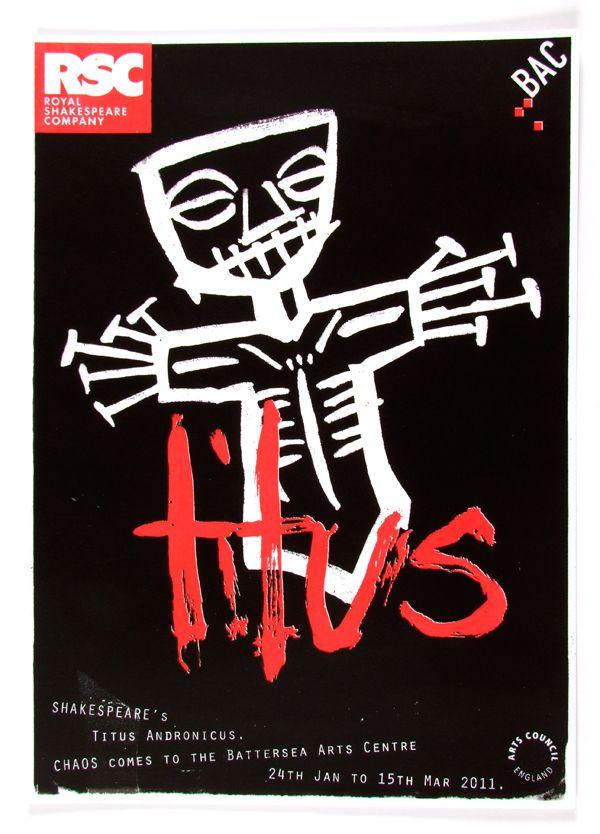 Kat Flint - Shakespeare's Titus Andronicus