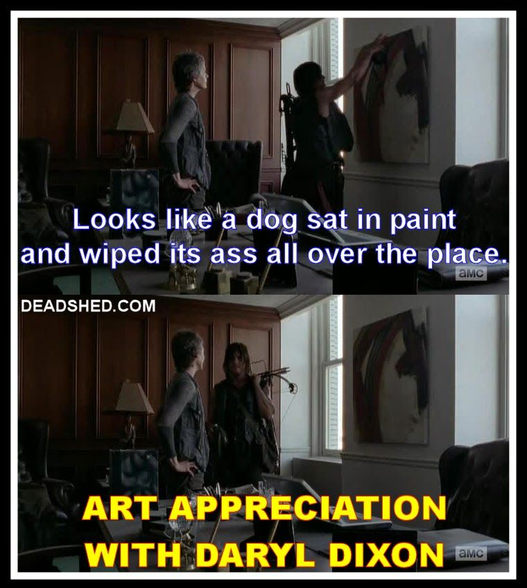Road Safety Edition: The Walking Dead 5×06 memes…
