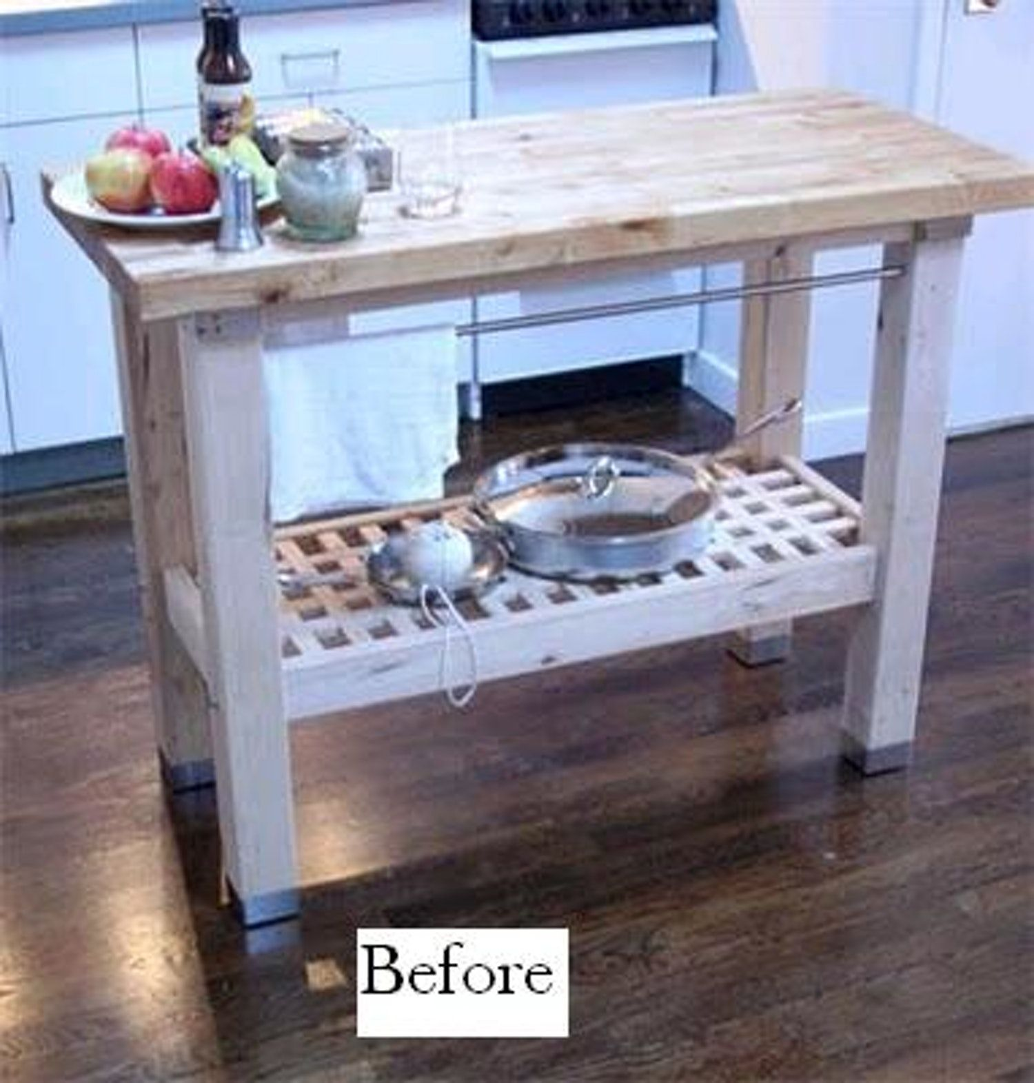 From kitchen island to dual sink vanity butcher block kitchen