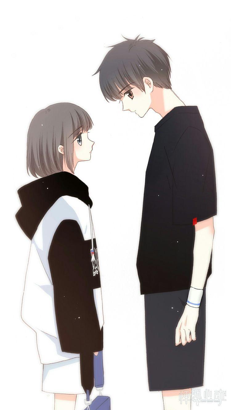 Pin Oleh Danaa Cemlle Di Anime Manga Gadis Animasi Pasangan Animasi Gambar Anime