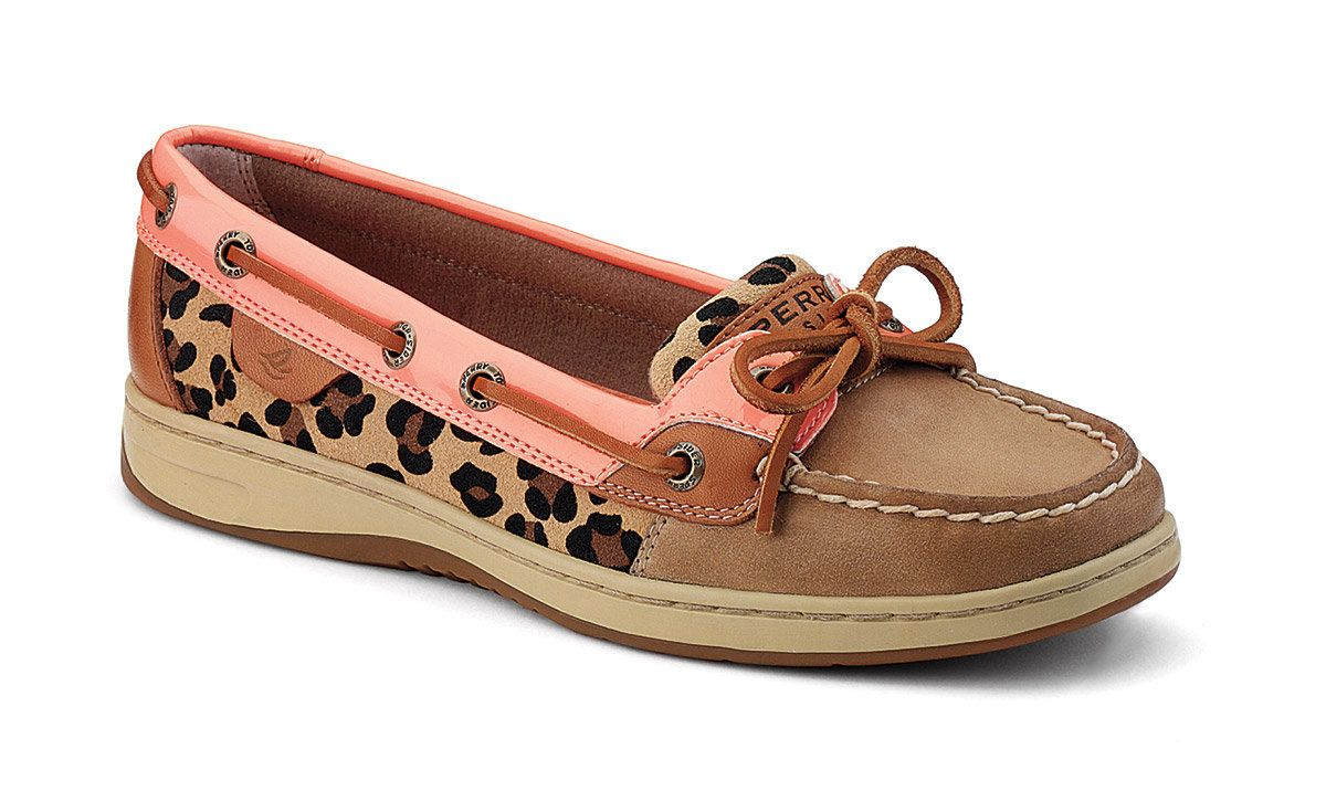 018e6a04f Order Women s Angelfish Slip-On Leather Boat Shoes