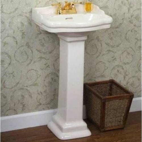 Barclay 3 874 Stanford 460 Series 4 Centerset Pedestal Bathroom