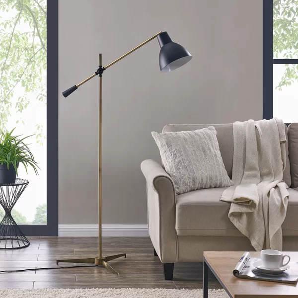 Edisto 59 Task Reading Floor Lamp Joss Main Floor Lamp Lamp Cool Floor Lamps