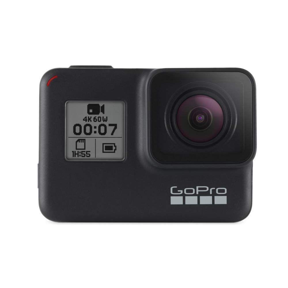 Gopro Hero7 Chdhx 701 Rw Camera Black In 2020 Action Camera Gopro Best Vlogging Camera