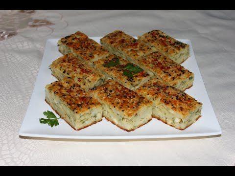 كيكة مالحة بالبطاطس و الجبن Mediterranean Recipes Delicious Food