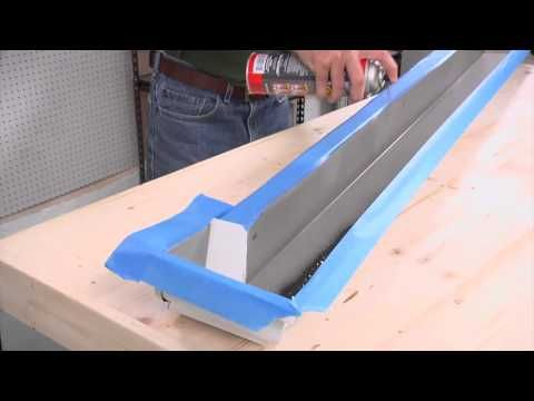 How To Seal A Gutter With Flex Seal Gutter Leaks Can Not Only Compromise The Integrity Of Your Foundation Bu Vinyl Siding Repair Gutters Gutter Repair
