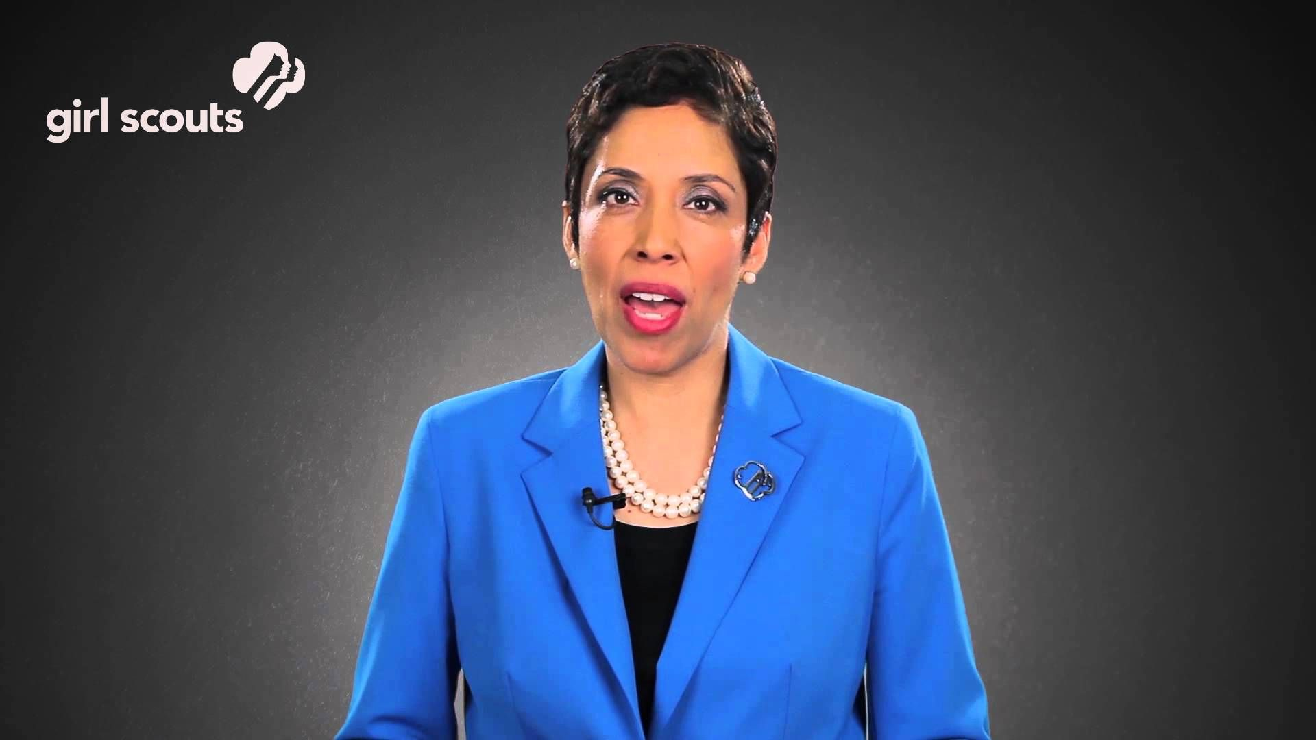 Girl Scouts of the USA CEO Anna Maria Chávez is proud to stand strong with Girl Scouts across the country in a new video where she sets the record straight on recent misconceptions about the organization.