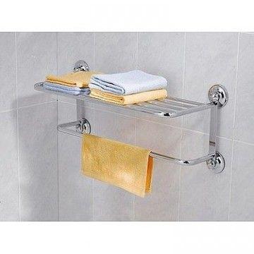 Everloc badkamer-rekje van roestvrij staal - Badkamer | Pinterest ...