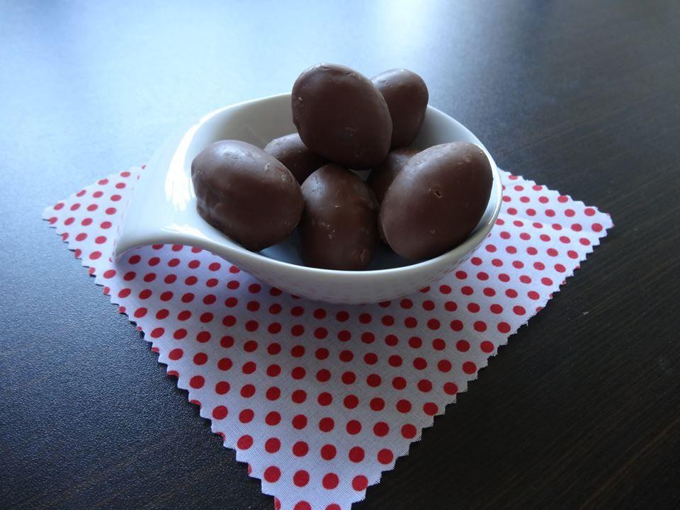 Blätterkrokantpralinen  von Cupcake & Co  Zum Rezept dazu geht´s hier entlang: http://chrissitallys.blogspot.de/2013/11/blatterkrokant-zum-verlieben.html