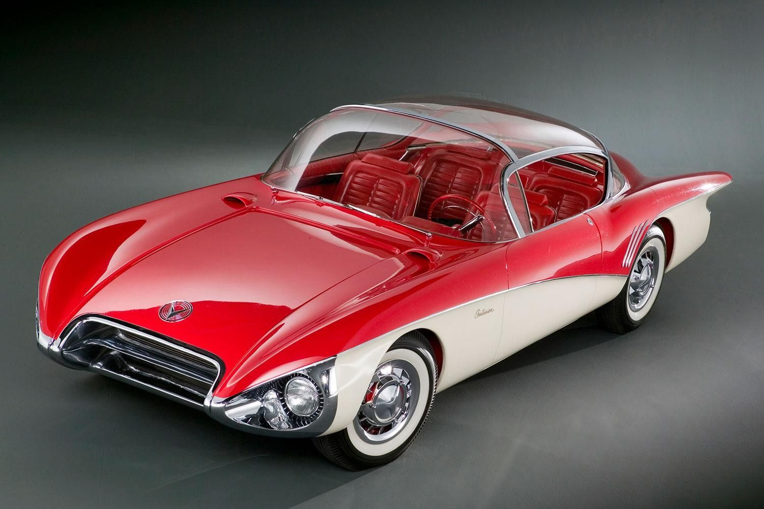 Concept Cars Of The Past 1956 Buick Centurion 2