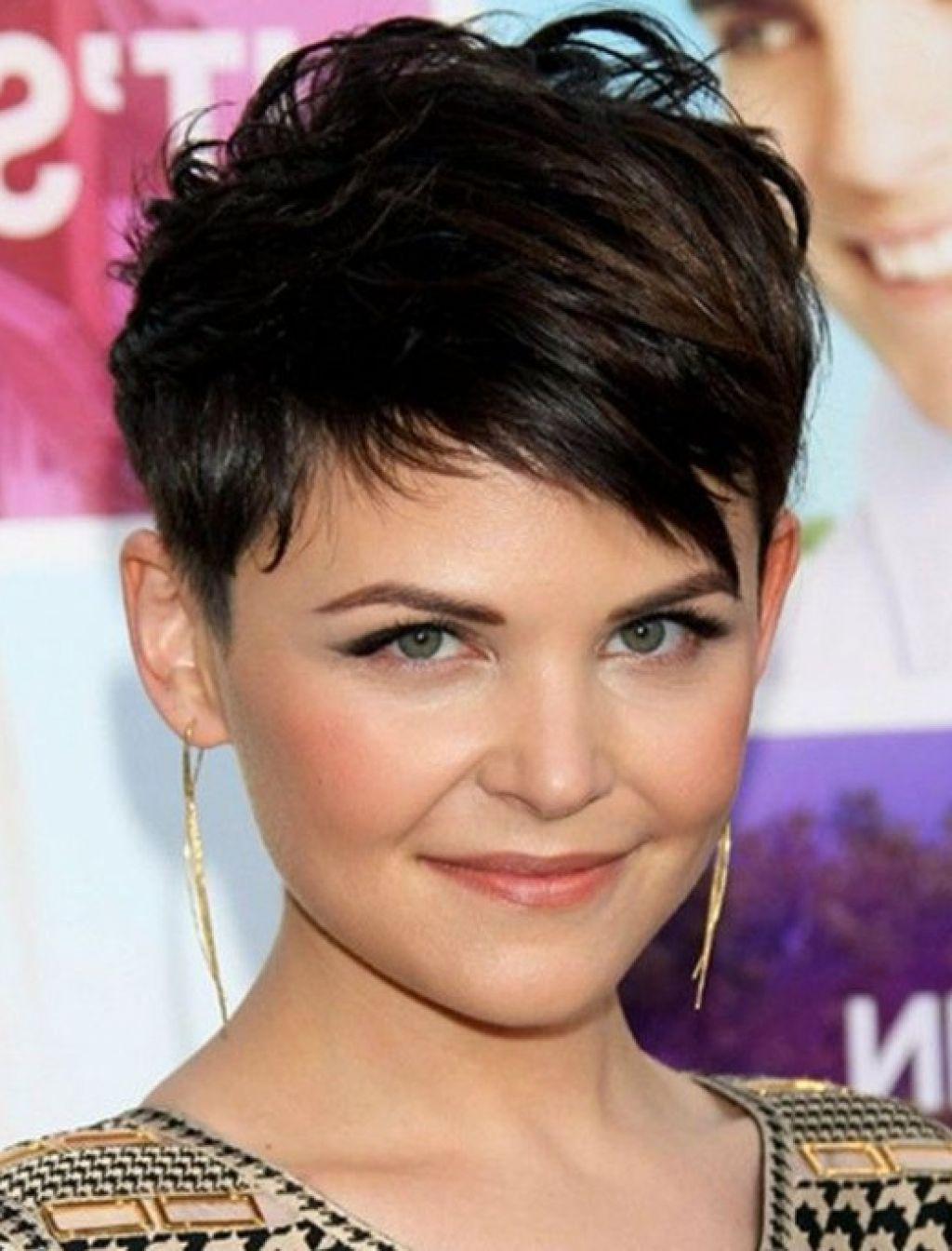Cute Pixie Haircuts For Short Hair From Ginnifer Goodwin 2017 Trendy Short Hair Styles Pixie Hairstyles Short Hair Back View