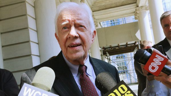 Jimmy Carter supports verdict in Zimmerman trial - http://celeboftea.com/jimmy-carter-supports-verdict-in-zimmerman-trial/