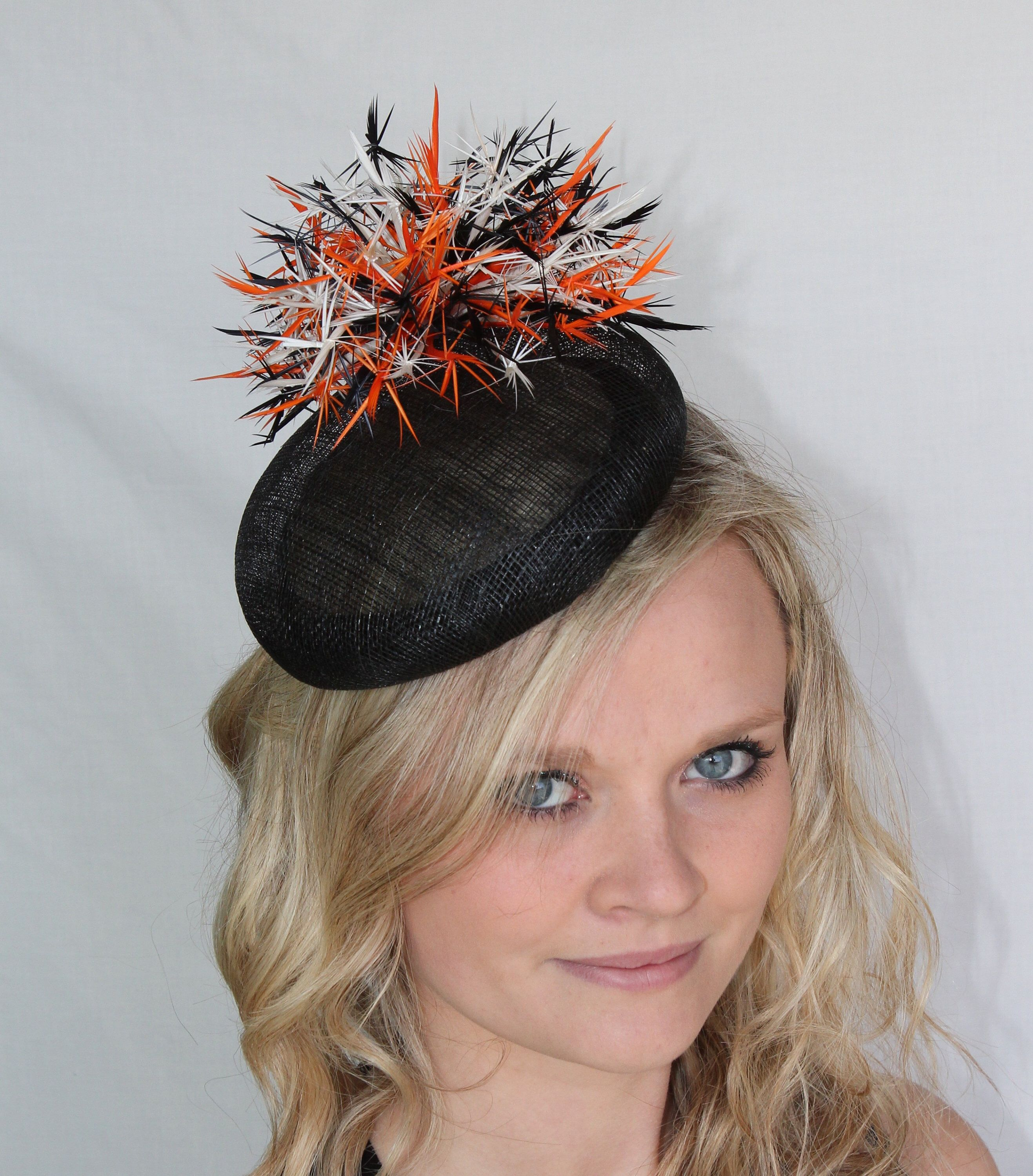 f7d115acf0823 Black And Cream Wedding Hats Uk - Parchment N Lead