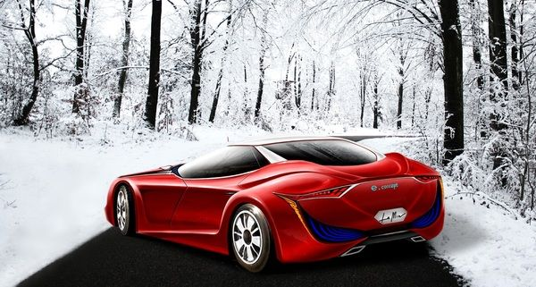 Alfa Romeo (Concept Eletric)