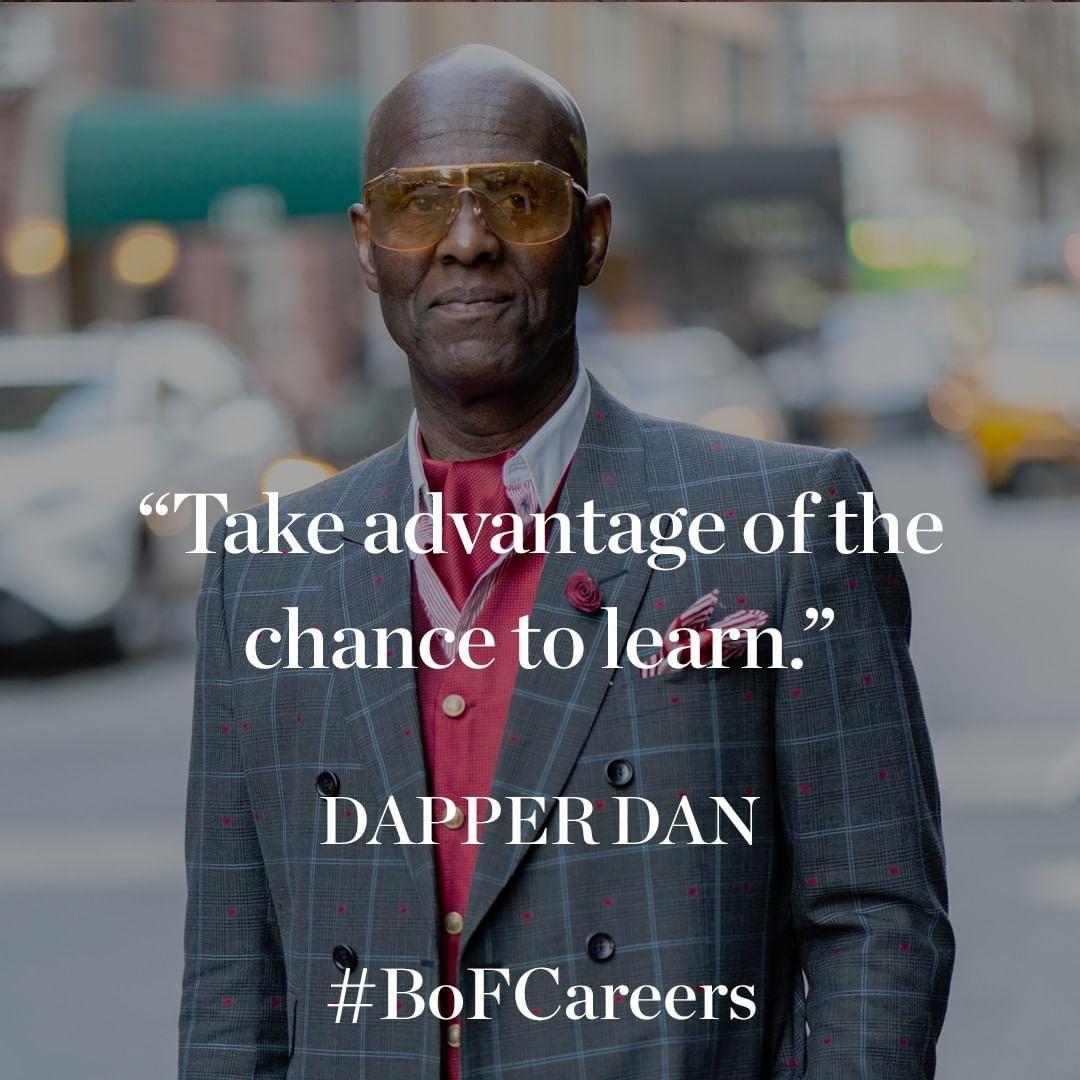 Dapper Dan Discusses Power, Respect and Cultural