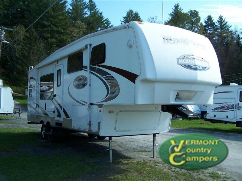 Used 2008 Keystone RV Mountaineer 295RKD Fifth Wheel 2