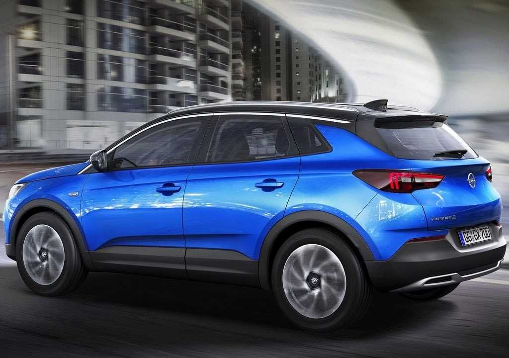 2018 2019 Opel Grandland X The Elder Brother Of Crossland X Cars News Reviews Spy Shots Photos And Videos Opel Red Car Car Posters