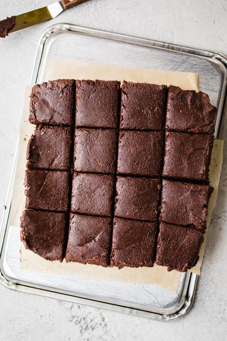Easy Sweet Potato Brownies (GlutenFree, Vegan) Recipe