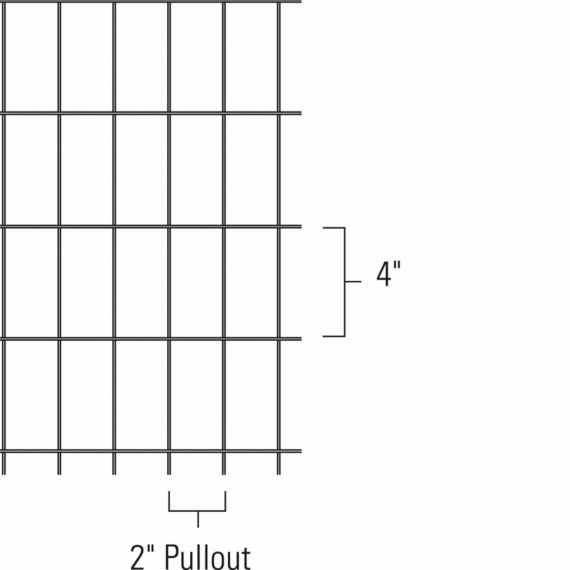 Welded Wire, 48 in. x 100 ft. - Tractor Supply Co. | Fences ...